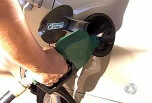 Preço do etanol cai mais de R$ 1 nos postos em Mato Grosso do Sul (Foto: Reprodução/TV Morena)