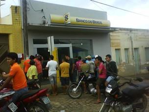 Banco de Adustina (Foto: Rodrigo Pereira/ Site Rodrygo Ferraz)