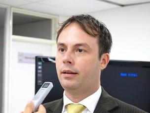 Procurador Eduardo Varandas vê ilegalidade em contratação da Cruz Vermelha (Foto: Divulgação/MPT)