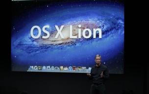 Tim Cook, presidente da Apple, fala sobre números da empresa em evento na Califórnia (Foto: Paul Sakuma/AP)