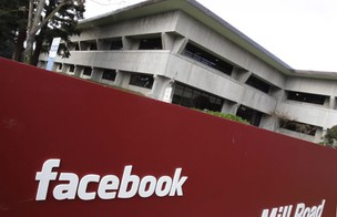 Sede do Facebook em Palo Alto, na Califórnia (Foto: Paul Sakuma, File/AP)
