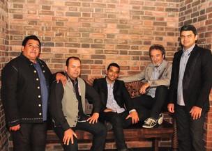 Quinteto Violado comemora 40 anos de carreira (Foto: Divulgação)