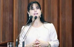 Deputada estadual Mara Caseiro (Foto: Divulgação/AL-MS)
