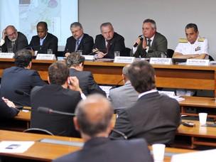 Audiência pública para discutir caso da Chevron (Foto: Agência Câmara)