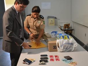 Acusados de clonar cartões na PB são presos pela segunda vez (Foto: Walter Paparazzo/G1 PB)