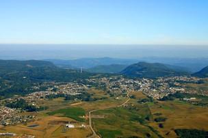 São Francisco de Paula fica 907 acima do nível do mar (Foto: Secretaria de Turismo de São Francisco de Paula/Divulgação)