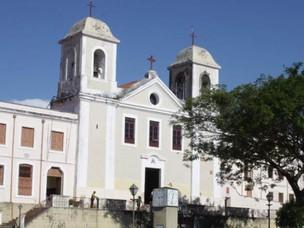 Igreja do Carmo está localizada na área tombada pela UNESCO. (Foto: Biné Morais/O Estado)