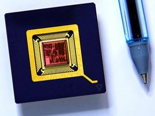 Chip SPVR é um dos mais complexos já feitos no Brasil (Foto: Divulgação)