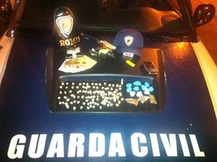 A Guarda Civil Municipal de Sorocaba realizou três flagrantes em menos de oito horas