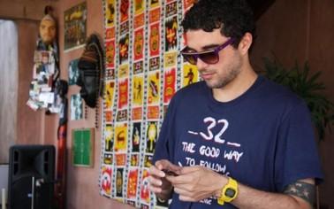 Davi Moraes de volta a Salvador (Foto: Divulgação/Davi Moraes)