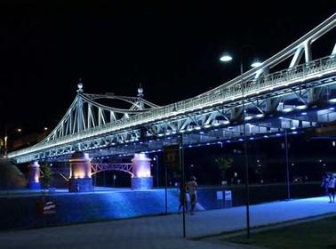 Ponte da 7 de Setembro (Foto: Tiago Melo / G1 AM)
