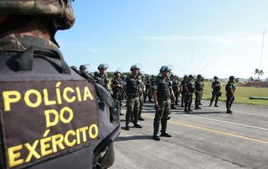 greve pm; bahia; exercito (Foto: Carla Ornelas/Secom)