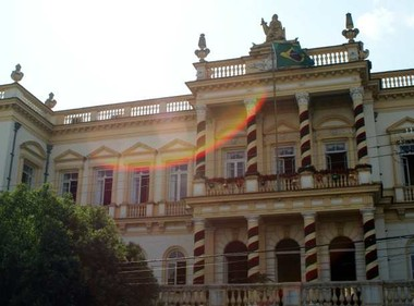 Palácio da Justiça AM (Foto: Tiago Melo / G1 AM)
