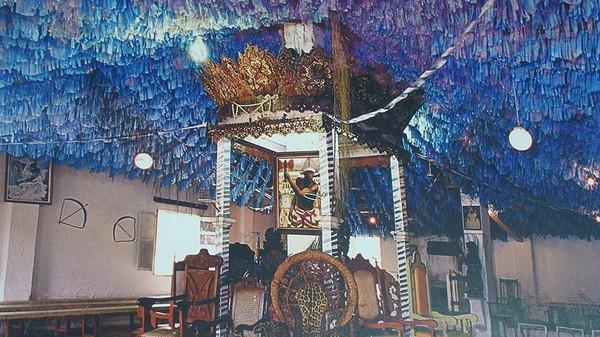 coroa de xangô casa branca (Foto: Divulgação)