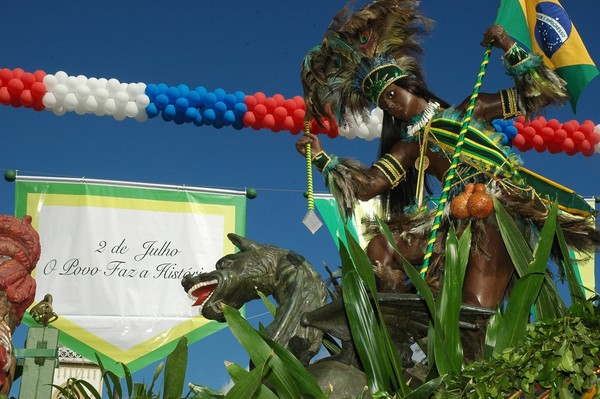 cabocla independência da Bahia (Foto: Divulgação)