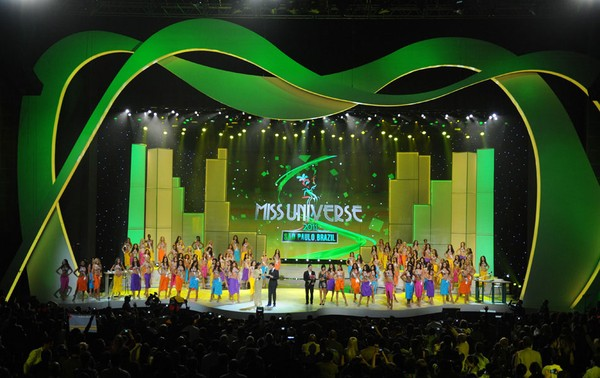 Candidatas a Miss Universo_XXIII (Foto: Raul Zito / G1)