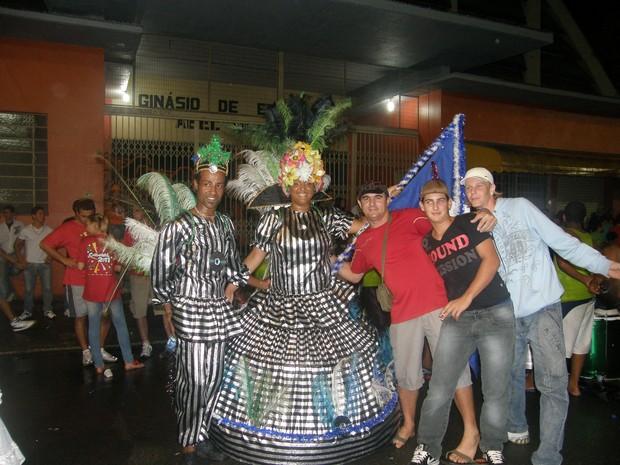 [Colaborativo](3681)CARNAVAL DE JOINVILLE 2011 DE SANTA CATARINA-1 (Foto: Rolf Otto Heuchling / VC no Carnaval)