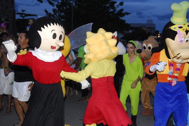 [Colaborativo](4680)Bloco Molekada (Na cidade de Reriutaba )-5 (Foto: Lycio Rodrigues Mororó / VC no Carnaval)