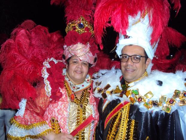 [Colaborativo](4793)Ala Carlota Joaquina e D. João  - Unidos da Tijuca-1 (Foto: Andreia Carneiro Ramos / VC no Carnaval)