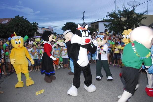[Colaborativo](4680)Bloco Molekada (Na cidade de Reriutaba )-3 (Foto: Lycio Rodrigues Mororó / VC no Carnaval)