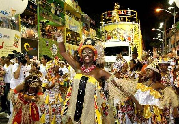 Ilê Aiyê (Foto: Divulgação/SecultBA)