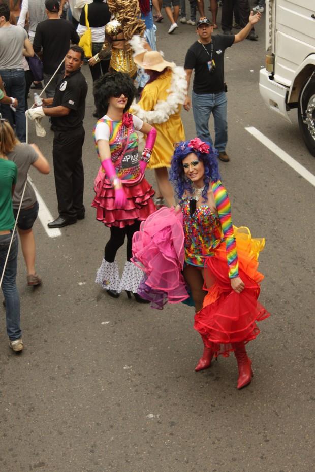 [Colaborativo](32185)11ª Parada Gay de Campinas - SP-0 (Foto: Ana Rique / VC no G1)