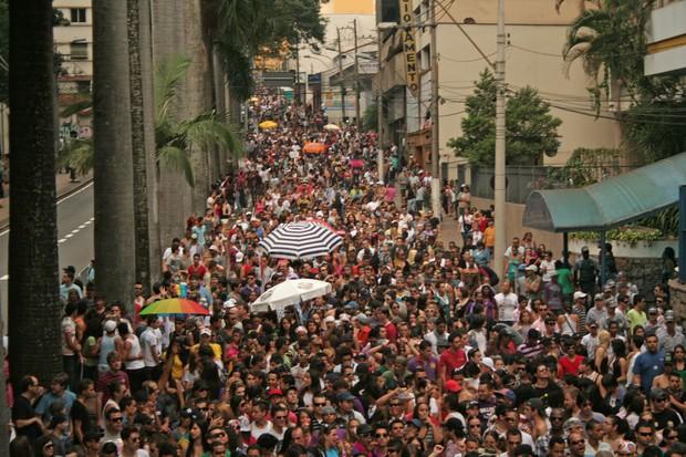 [Colaborativo](32183)11º Parada do orgulho gay de Campinas-0 (Foto: Andressa Rafaela Santos / VC no G1)