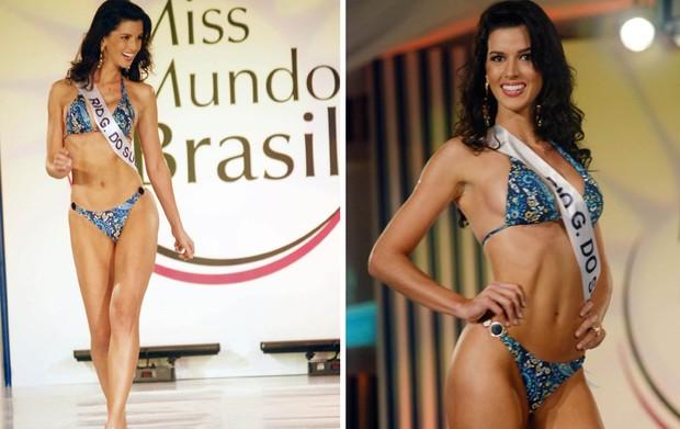Miss Mundo Brasil (Foto: Adriano Ishibashi / Futura Press)
