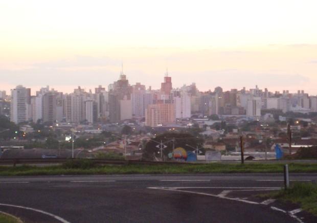 São José do Rio Preto, SP, é quinta melhor cidade para se viver no Brasil (Foto: Alan Schneider / G1)