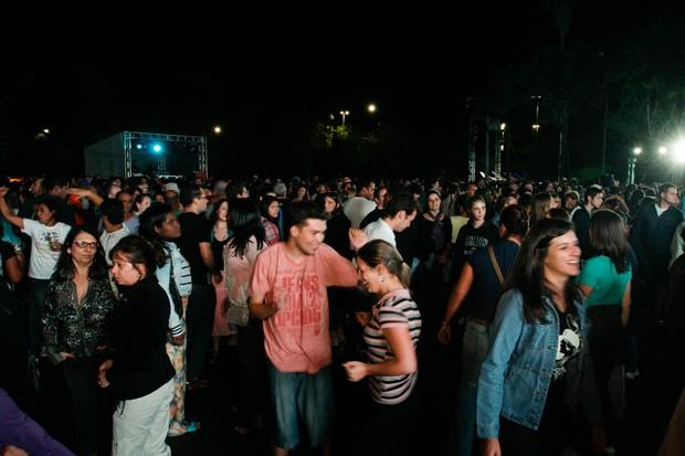 Baile na Redenção encerrou as festividades dos 240 anos de Porto Alegre (Foto: Divulgação/Luciano Lanes / PMPA)