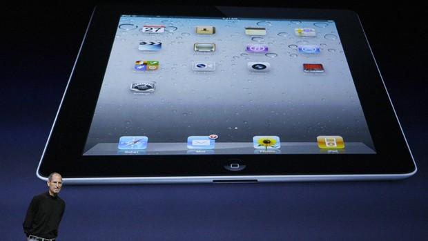ipad 2, da apple (Foto: Jeff Chiu/AP)