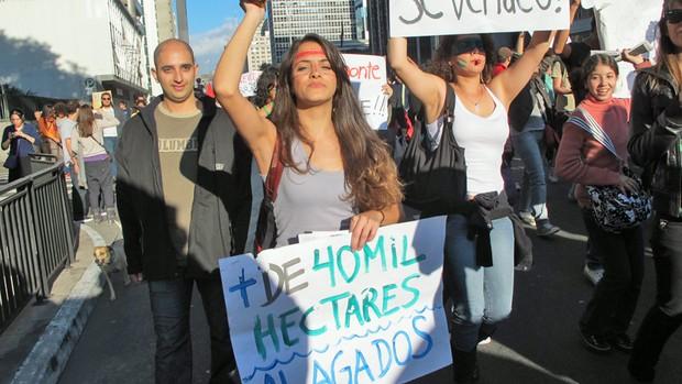 Belo Monte 1 (Foto: Dennis Barbosa/Globo Natureza)