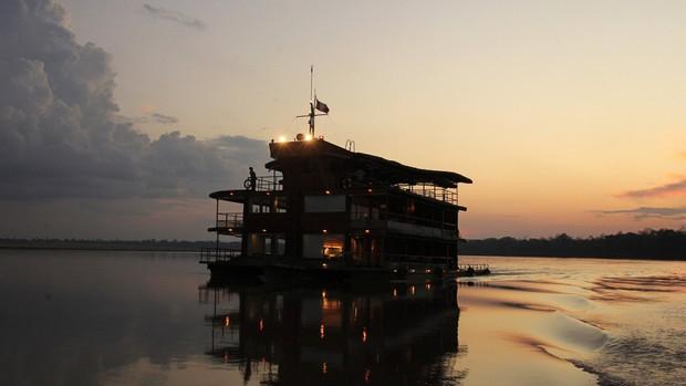 Amazônia peruana (Foto: Pilar Olivares/Reuters)