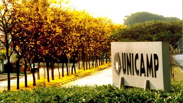 Fundada por Zeferino Vaz, Unicamp completou 45 anos no início de outubro (Foto: Vanessa Fajardo/ G1)