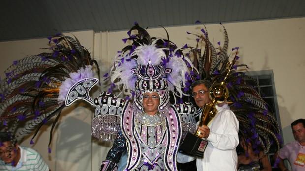 Carnavalesco Adãozinho (Foto: Divulgação/PMCG)