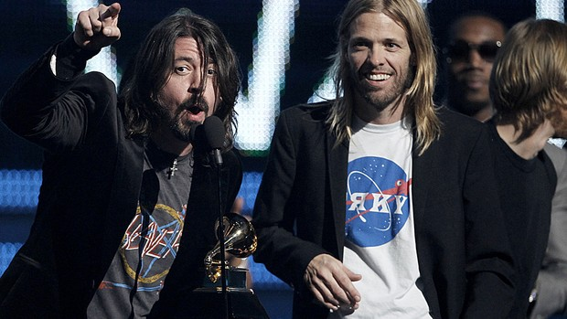 Foo fighters (Foto: AP)