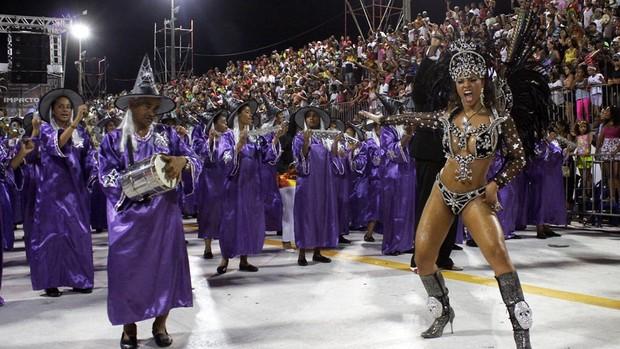 Desfile da Embaixadores do Ritmo no Porto Seco (Foto: Samuel Maciel/PMPA)