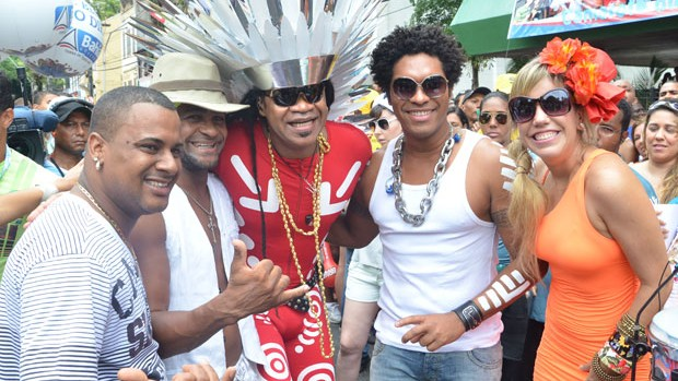 Carlinhos Brown (Foto: Eduardo Freire/G1)