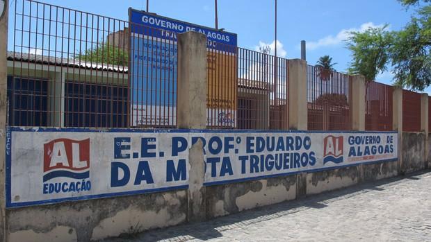 Educação em Alagoas (Foto: Vanessa Fajardo/G1)