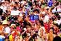 Grades vão proteger canteiros no carnaval de rua 2012 (Divulgação/RioTur)