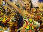 Imperatriz Leopoldinense comunica desligamento de Luiza Brunet