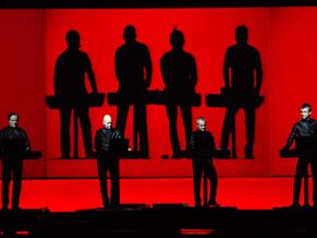 Kraftwerk (Foto: Alexandre Durão/G1)
