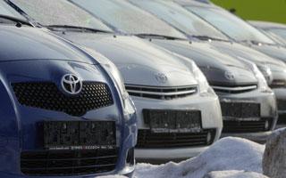 Recall da Toyota coloca em cheque a confiança na qualidade dos veículos (Foto: Heinz-Peter Bader/Reuters) (Foto: Heinz-Peter Bader/Reuters)
