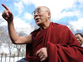 Dalai Lama encontra Obama