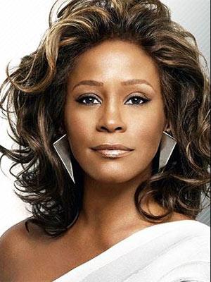 A cantora Whitney Houston (Foto: Divulgação)