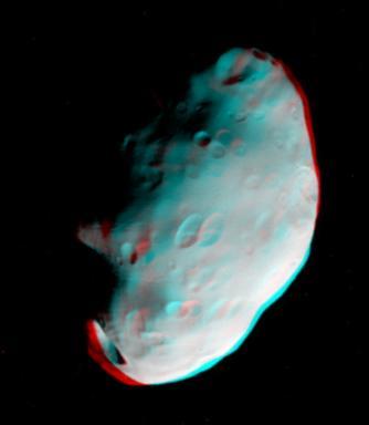Pandora, satélite de Saturno