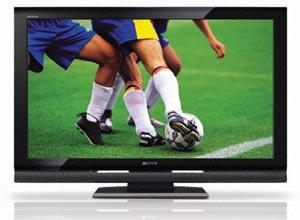 TV LCD Sony Bravia