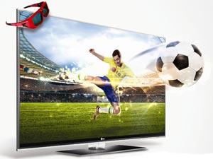 TV 3D LG