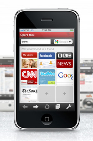 opera iphone