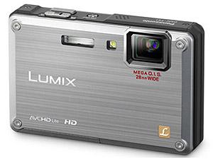 Câmera Digital Panasonic DMC-TS1